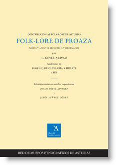 Contribución al Folk-Lore de Asturias. Folk-Lore de Proaza