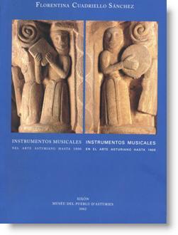 Instrumentos musicales en el arte asturiano hasta 1800