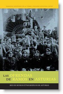 Las ofrendas de ramos en Asturias