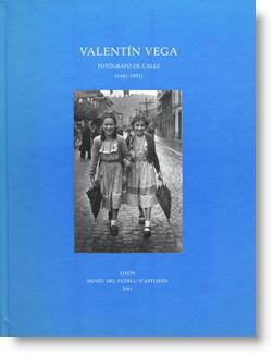 Valentín Vega, fotógrafo de calle (1941-1951)